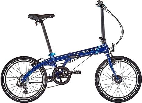 Dahon Faltrad VYBE D7s 7 Gang ND Blau 20 Zoll Klapp Fahrrad ...