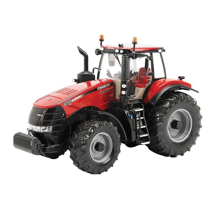 1 opinioni per TOMY Britains 43004- Modellino di Trattore Magnum IH380 Traktor, Scala 1:32