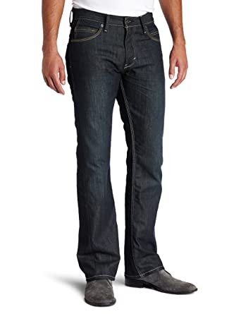 a9ce1480aad Levi's Men's 527 Slim Boot Cut Carrier Jean at Amazon Men's Clothing store: