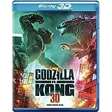 Godzilla vs. Kong (BIL/Blu-ray HD3D+Blu-ray+DVD+Digital Combo Pack) (3DBD)
