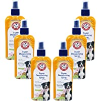 Arm & Hammer for Pets Super Deodorizing Spray for Dogs | Best Odor Eliminating Spray for All Dogs & Puppies, Kiwi…