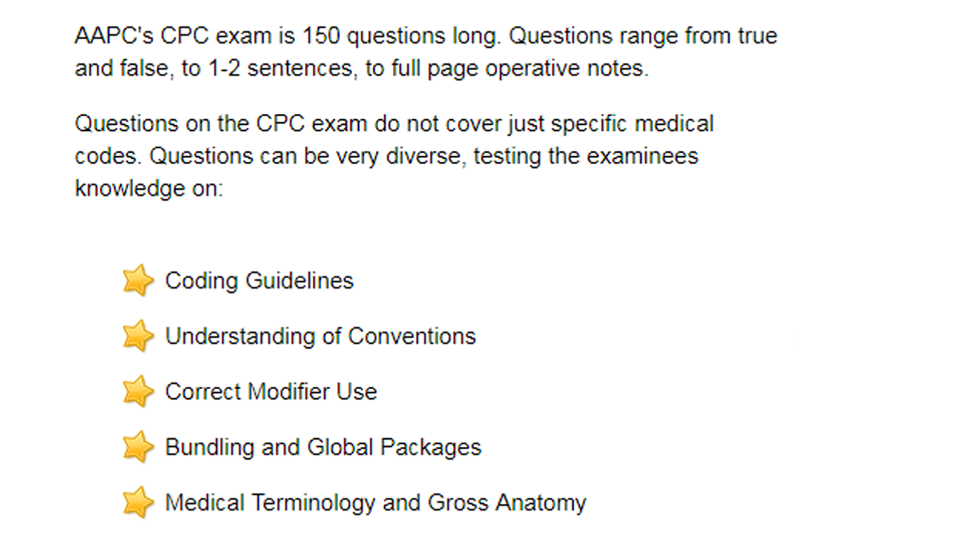 Amazon Medical Coding Study Guide Cpc Practice Exammedical