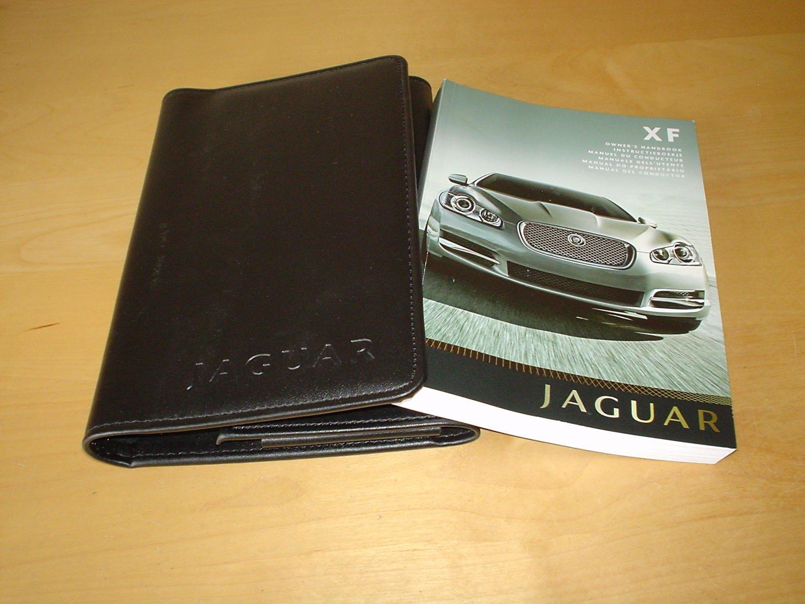 jaguar xf owners manual 2011