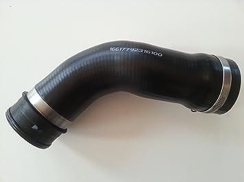Marca nueva manguera de Intercooler Tubo Turbo 11617810308 11617792316: Amazon.es: Coche y moto