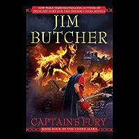 Captain's Fury (Codex Alera, Book 4)