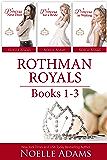 Rothman Royals: Books 1-3