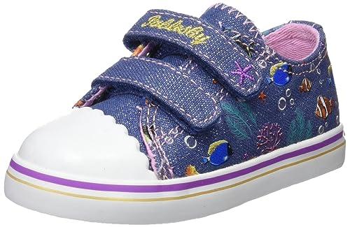 Pablosky 947220, Chaussures Pour Les Filles, Bleu, 26 Eu
