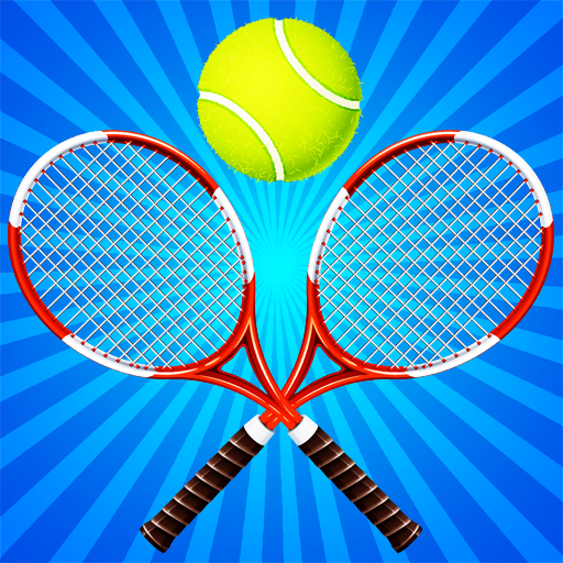 Top Spin Racquets (Tennis Ball Madness Long Shot Court Yard - Free Edition)