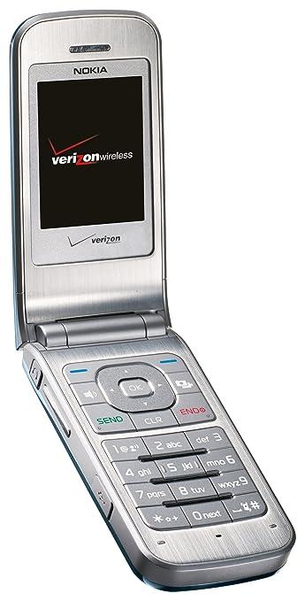 amazon com verizon nokia 6205 mp3 camera bluetooth mobile phone rh amazon com Nokia 6205 Battery Nokia 2605