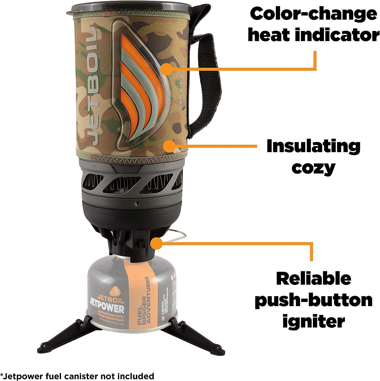 Jetboil Sistema de estufa Flash 2.0