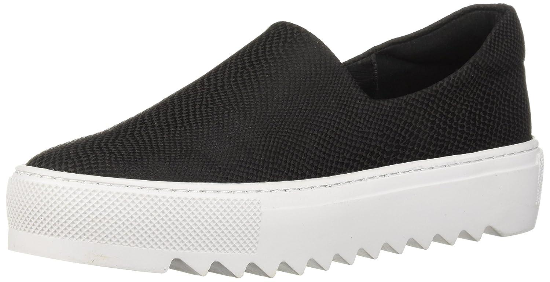 J Slides Women's Sage Sneaker B076DQK1CM 7 B(M) US Black Lux
