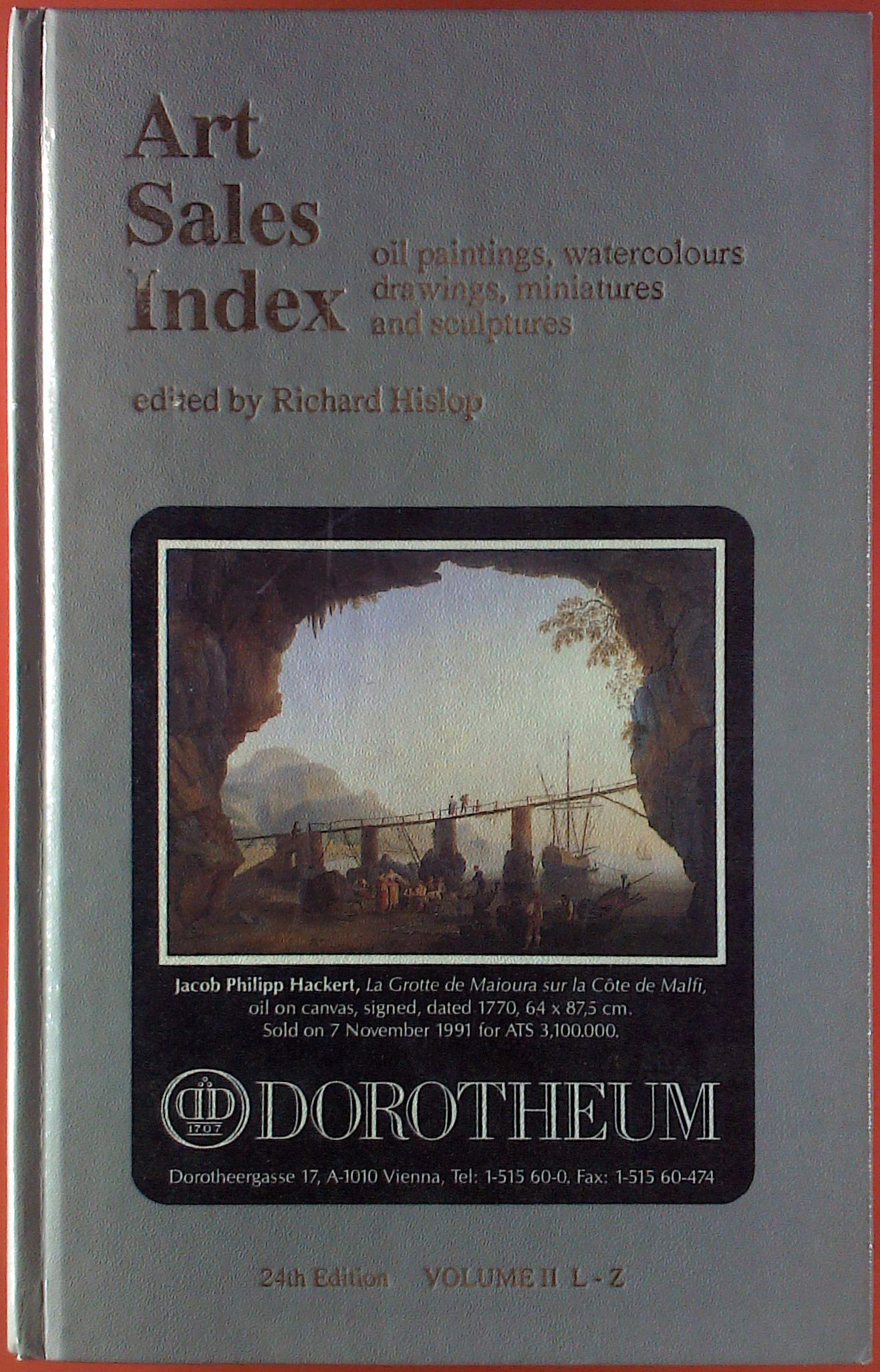 Art Sales Index 1991-92: Amazon co uk: Richard Hislop: 9780903872447
