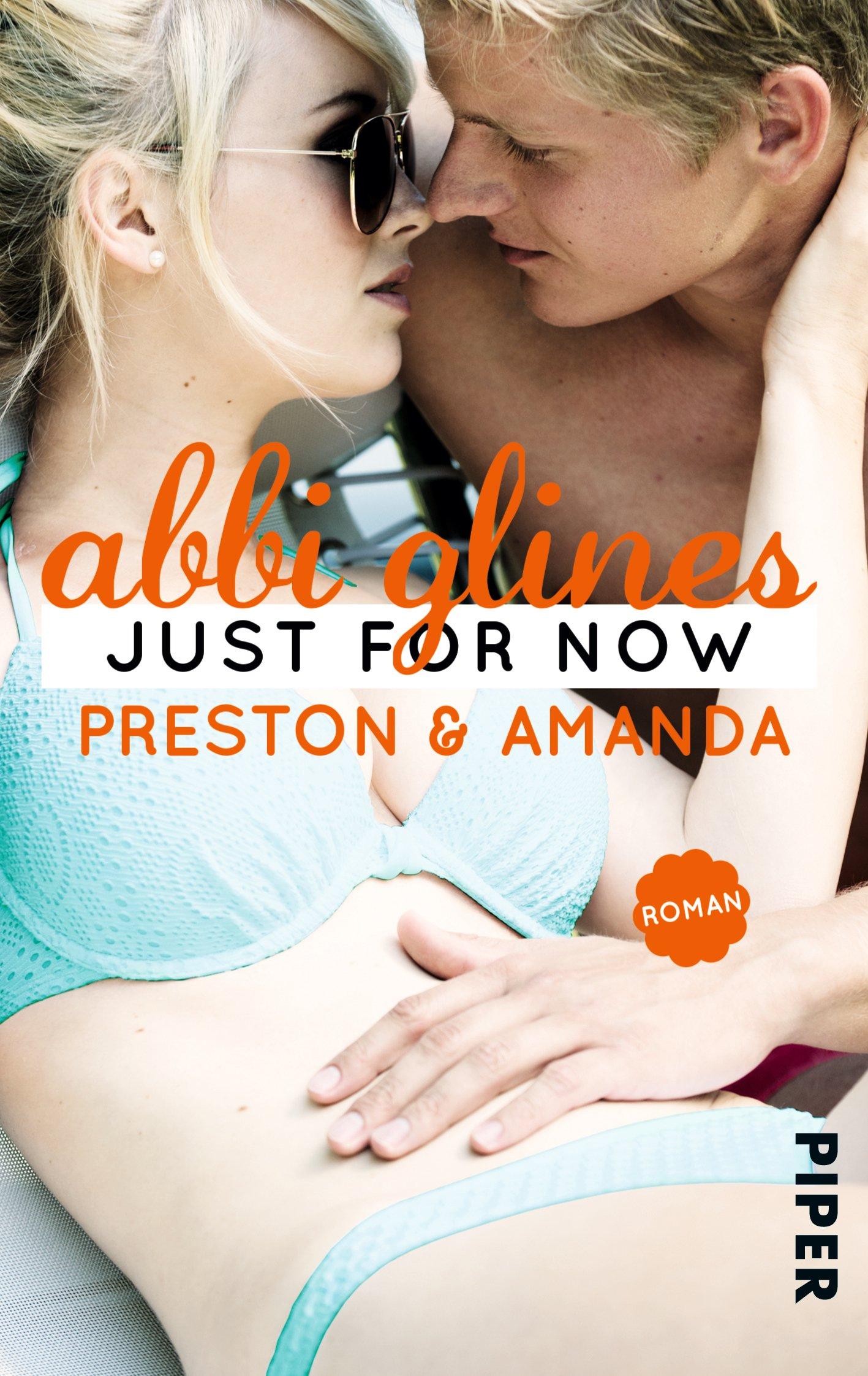 Just for Now – Preston und Amanda: Roman (Sea Breeze, Band 4)