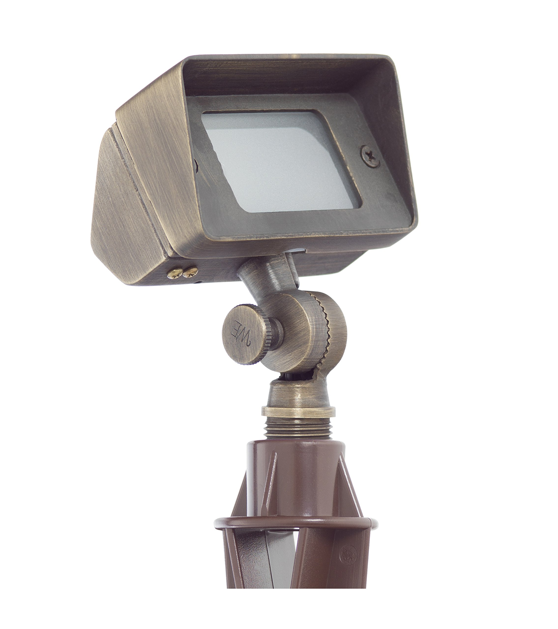 Westgate LED Directional Landscape Light-12V Landscape Lighting-COB Technology Directional Light- All Accessories Included - 3 Year Warranty