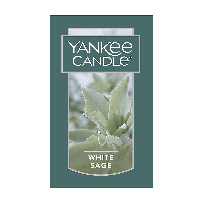 White Sage Yankee Candle Company 1556028Z Yankee Candle Large Jar Candle