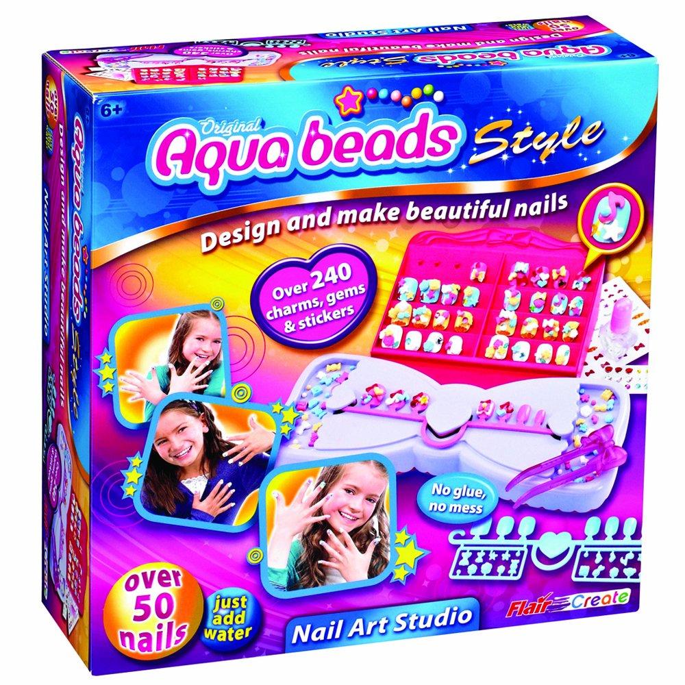 Aqua Beads Style Nail Art Studio: Amazon.co.uk: Toys & Games