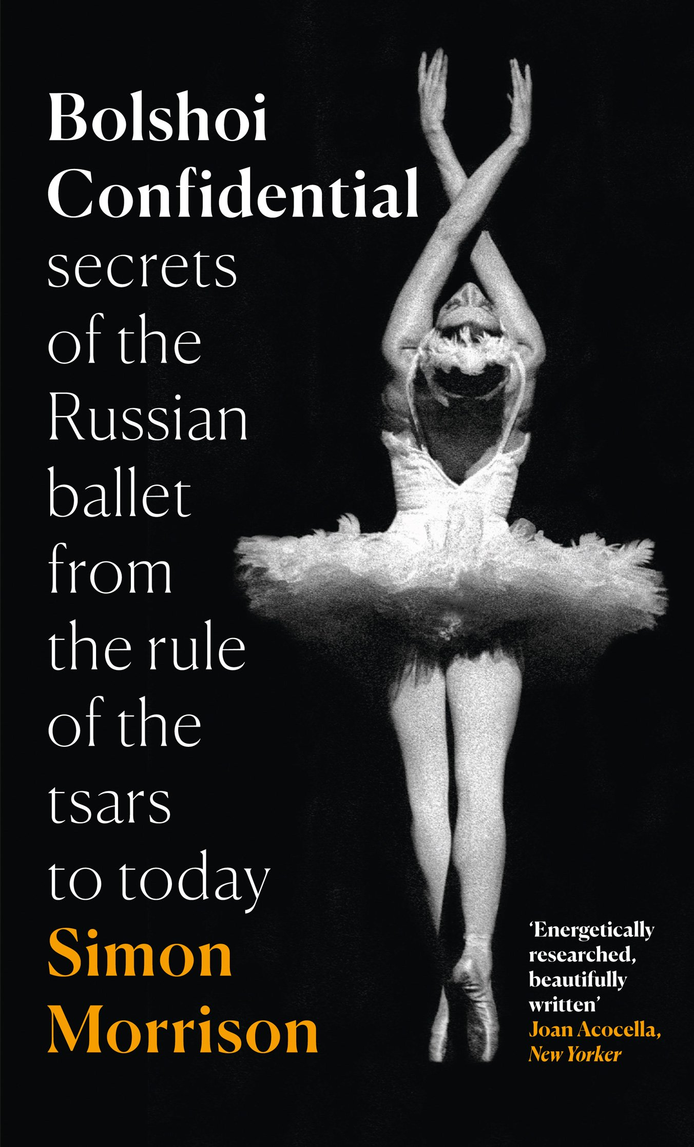 bolshoi confidential secrets of the russian ballet from the rule