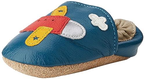 a9ca31e4 LSERVER Zapatos de bebé de Cuero Suave Pantuflas Infantiles Patuco ...