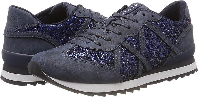 | Esprit Women's Astro Glitt Lu Low Top Sneakers