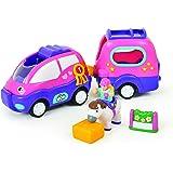 Wow Toys - 60/10319 - Jouet de Premier Âge - Poppy et Son Poney
