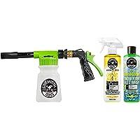 $48 » Chemical Guys Foam Gun Car Wash & Wax Bundle with TORQ Foam Blaster, Honeydew…