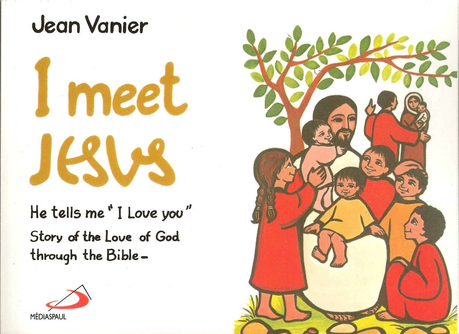 Download I Meet Jesus pdf epub