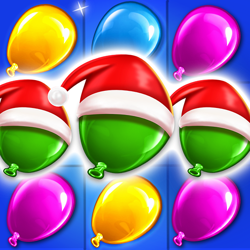Halloween Yourself App (Balloon Paradise - Halloween Games Edition - Match 3 Puzzle)