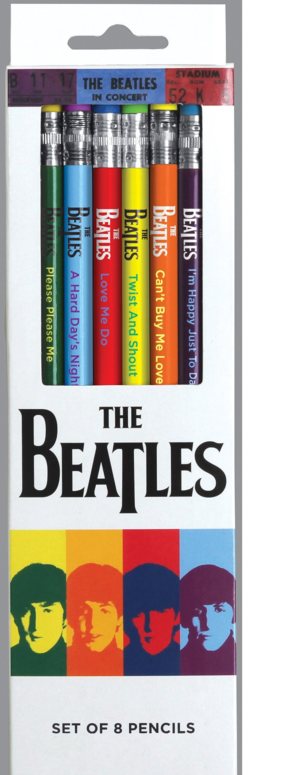The Beatles 1964 Collection: Amazon.es: Galison: Libros en idiomas extranjeros