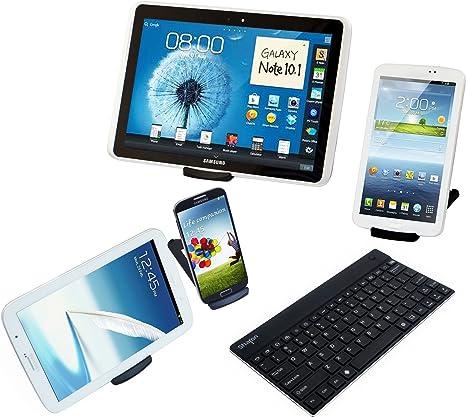 Teclado inalámbrico – Bluetooth de allumio para Samsung Galaxy Tab ...