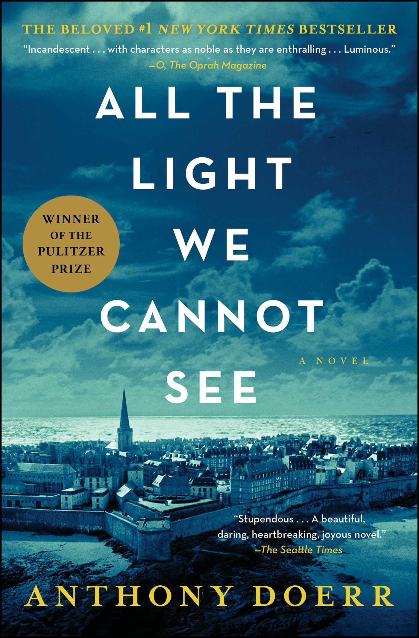 Amazon.com: All the Light We Cannot See: A Novel (9781501173219): Anthony  Doerr: Books