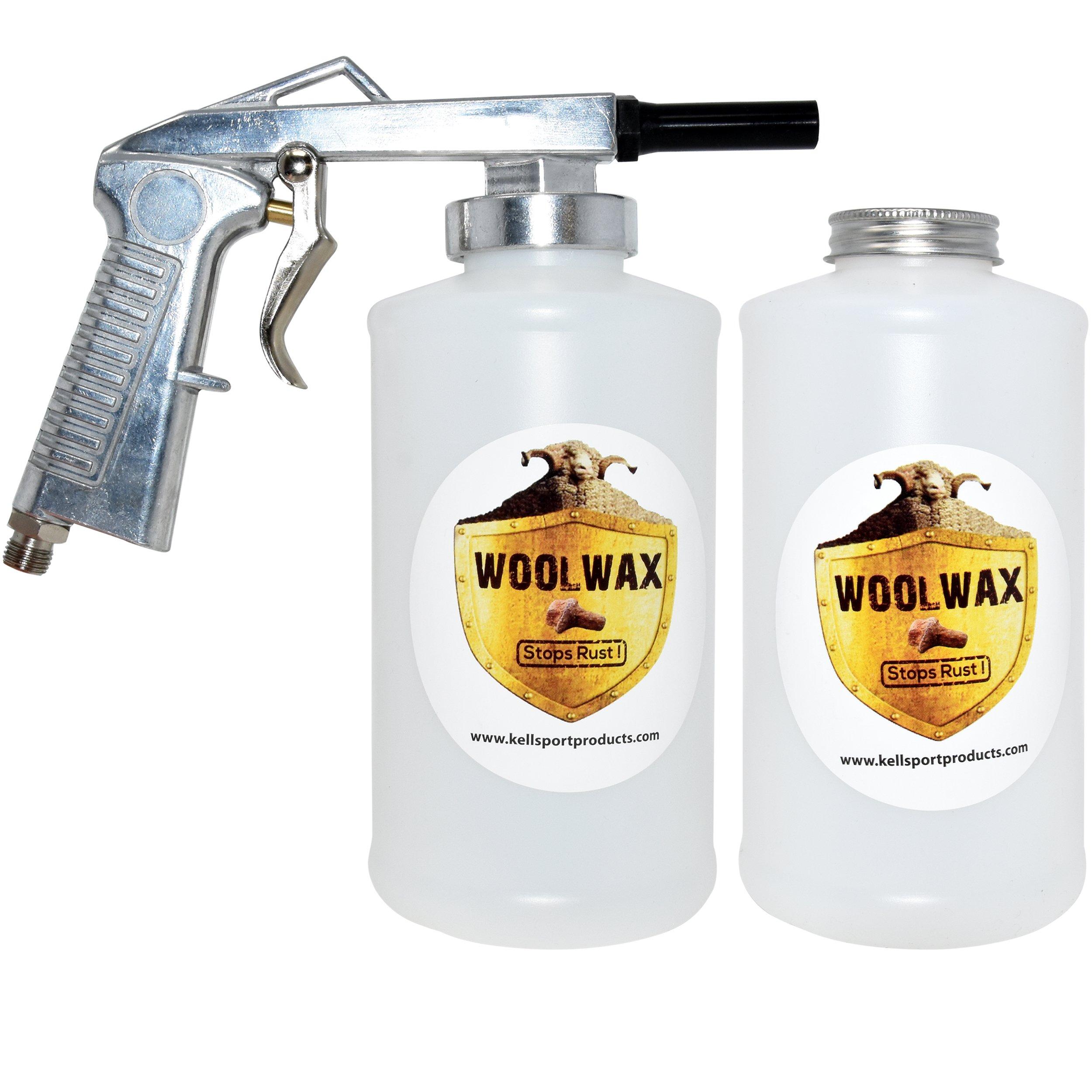 Fluid Film Standard Spray Applicator Gun, 2 Fluid Film Refill Bottles