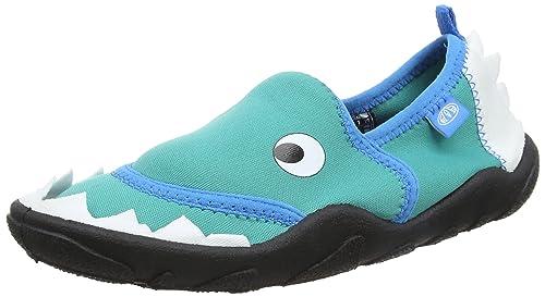 Animal Bram, Alpargata para Niños, Verde (Pool Green), 25 EU: Amazon.es: Zapatos y complementos