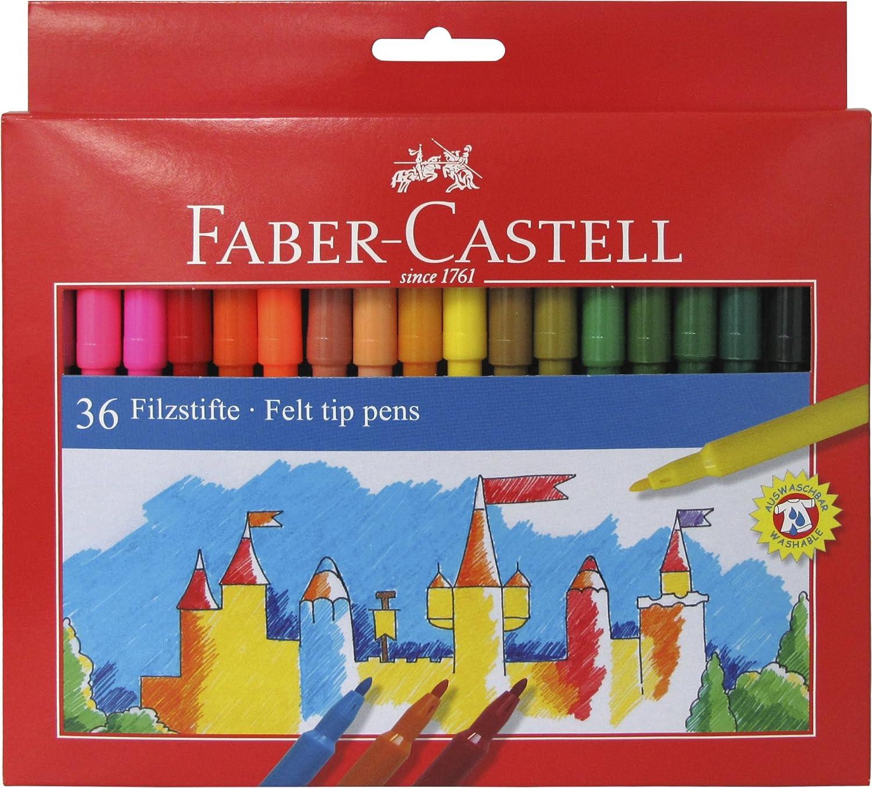Marker Pen, Markal Sharpie, Red Felt Tip