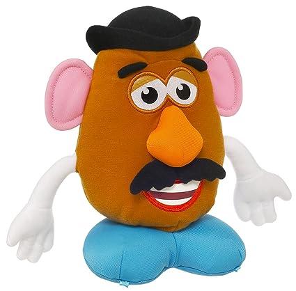 Amazon Com Playskool Toy Story 3 Plush Mr Potato Head Toys Games