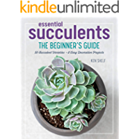 Essential Succulents: The Beginner's Guide (English Edition)