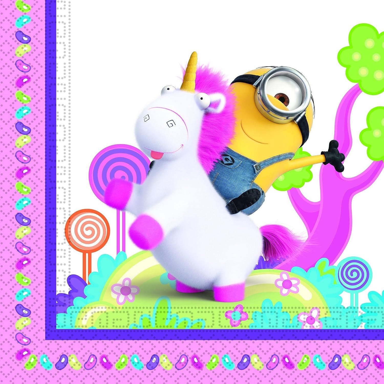 Nuevo: 20 servilletas * Fluffy * para Cumpleaños Infantil ...