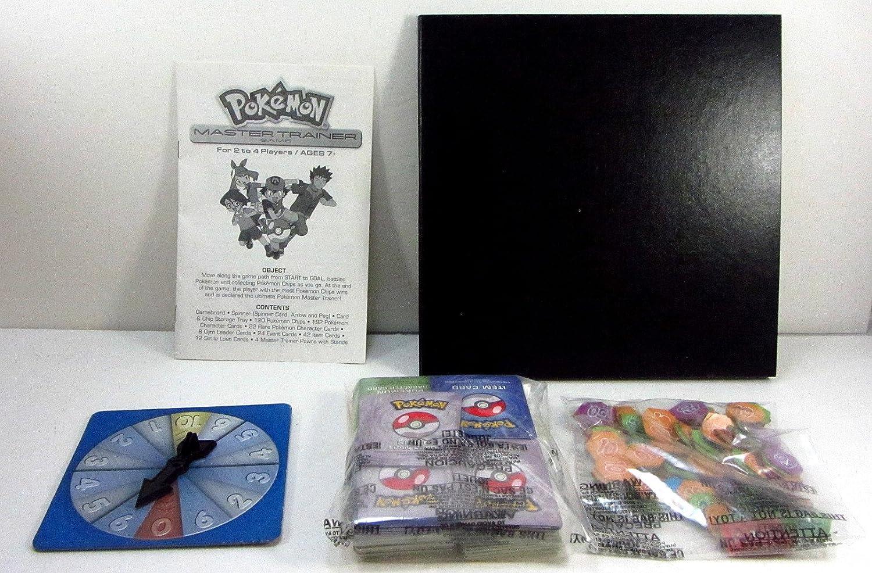 Pokemon Master Trainer Game