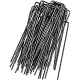 GardenMate® 100 Erdanker 100mm lang aus Stahldraht, 13mm breit, Ø 2,9mm