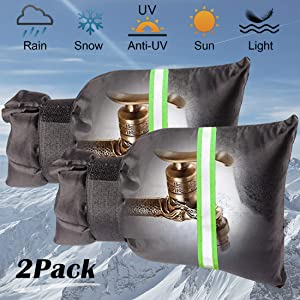 Outdoor Faucet Covers for Winter, Garden Faucet Socks 5.9