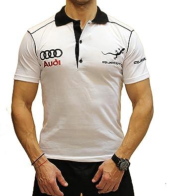 OTO-MOTO - Polo - para Hombre Blanco XL: Amazon.es: Ropa y accesorios
