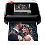 Zink Polaroid WiFi Wireless 3x4 Portable Mobile Photo Printer (White) with LCD Touch Screen, Compatible w/ iOS & Android
