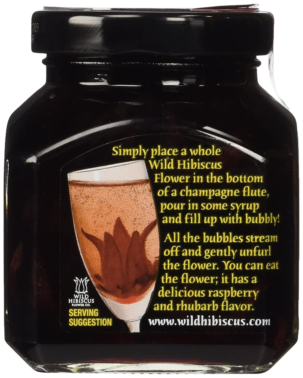 Wild hibiscus flowers in syrup 250g amazon grocery izmirmasajfo