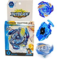 Gyro Battling Top Beyblade Burst B-34 Victory Valkyrie.B.V Attack Starter Top Pack Spinning with Launcher