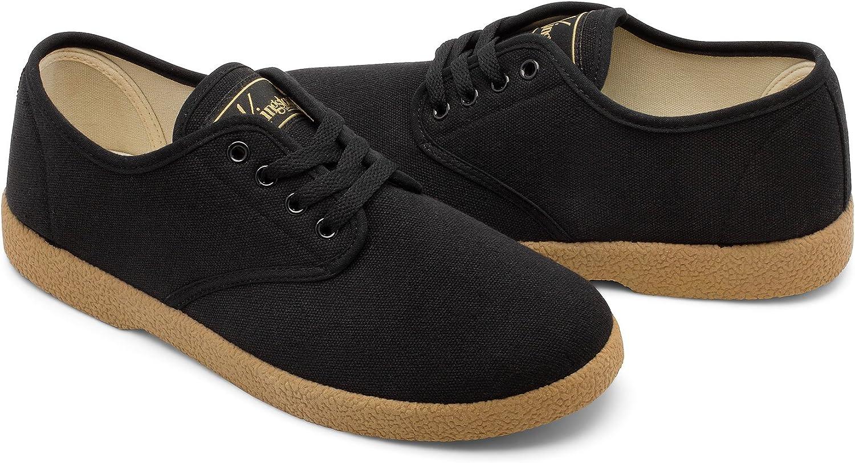 Kingston Union Skate Shoes The Wino Black//Gum