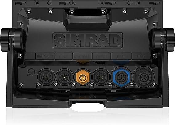 Simrad NSS7 EVO3 Radar Bundle Insight 4 G cúpula: Amazon.es: Deportes y aire libre