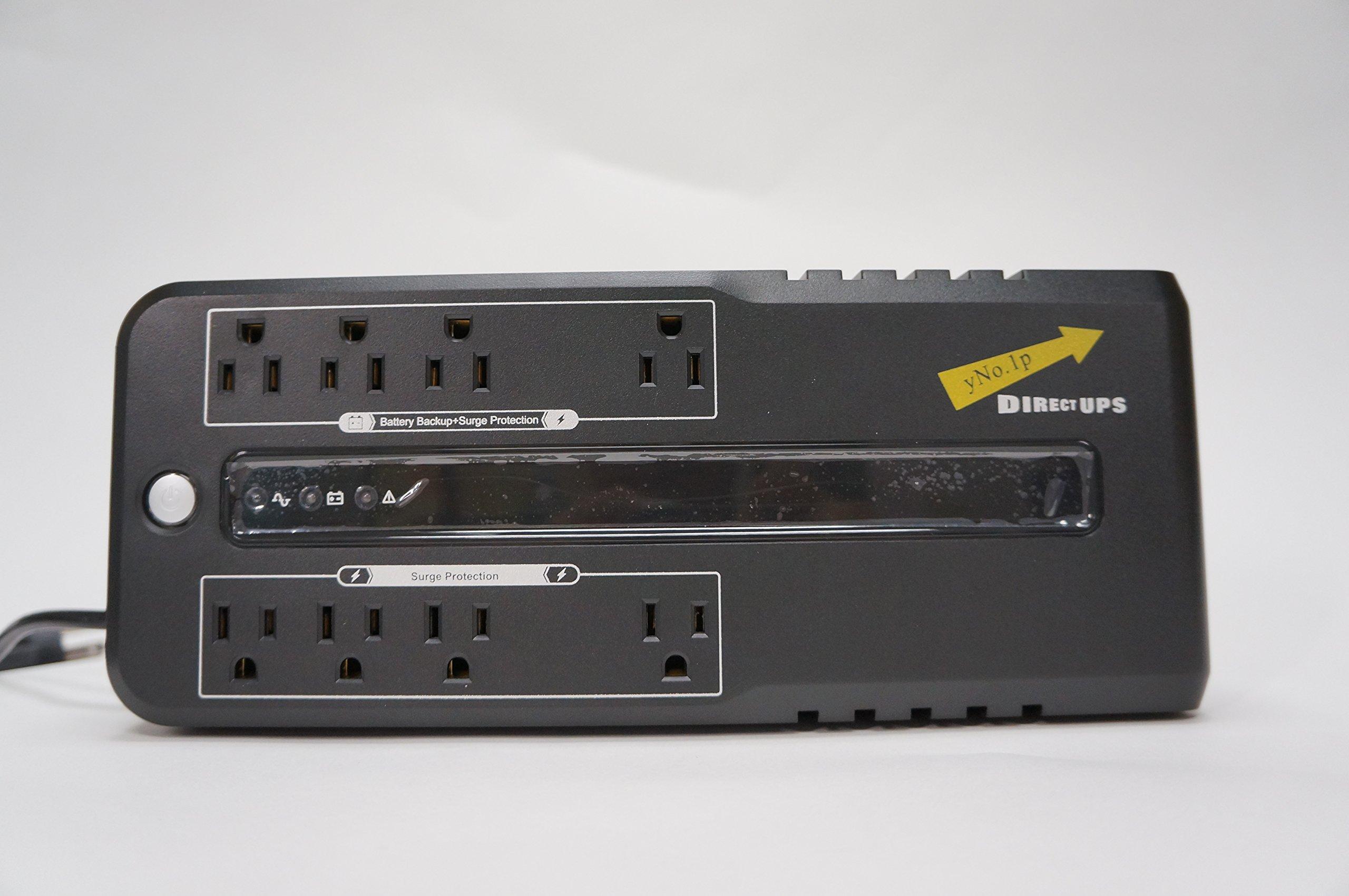 DIRECT UPS XP400 Direct UPS 400va off line UPS XP400/SO4