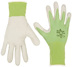 Atlas Glove NT370A6M Medium Atlas Nitrile Touch Gloves, Assorted