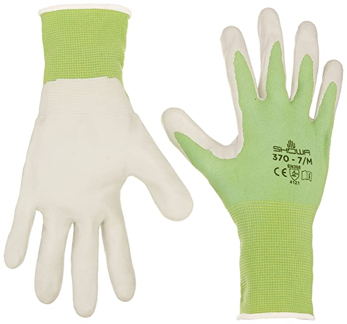 Atlas Glove NT370A6M Medium Atlas Nitrile Touch Gloves, Assorted