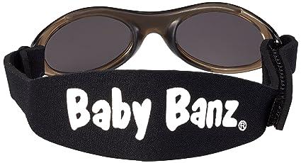 28b8102fafd6e0 Baby Banz - Lunette de soleil ABBBK Ovale - Garçon, Black  Amazon.fr   Vêtements et accessoires