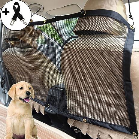 Amazon.com: Big Ant Pet Barrier Car Dog Barrier Safety Travel ...